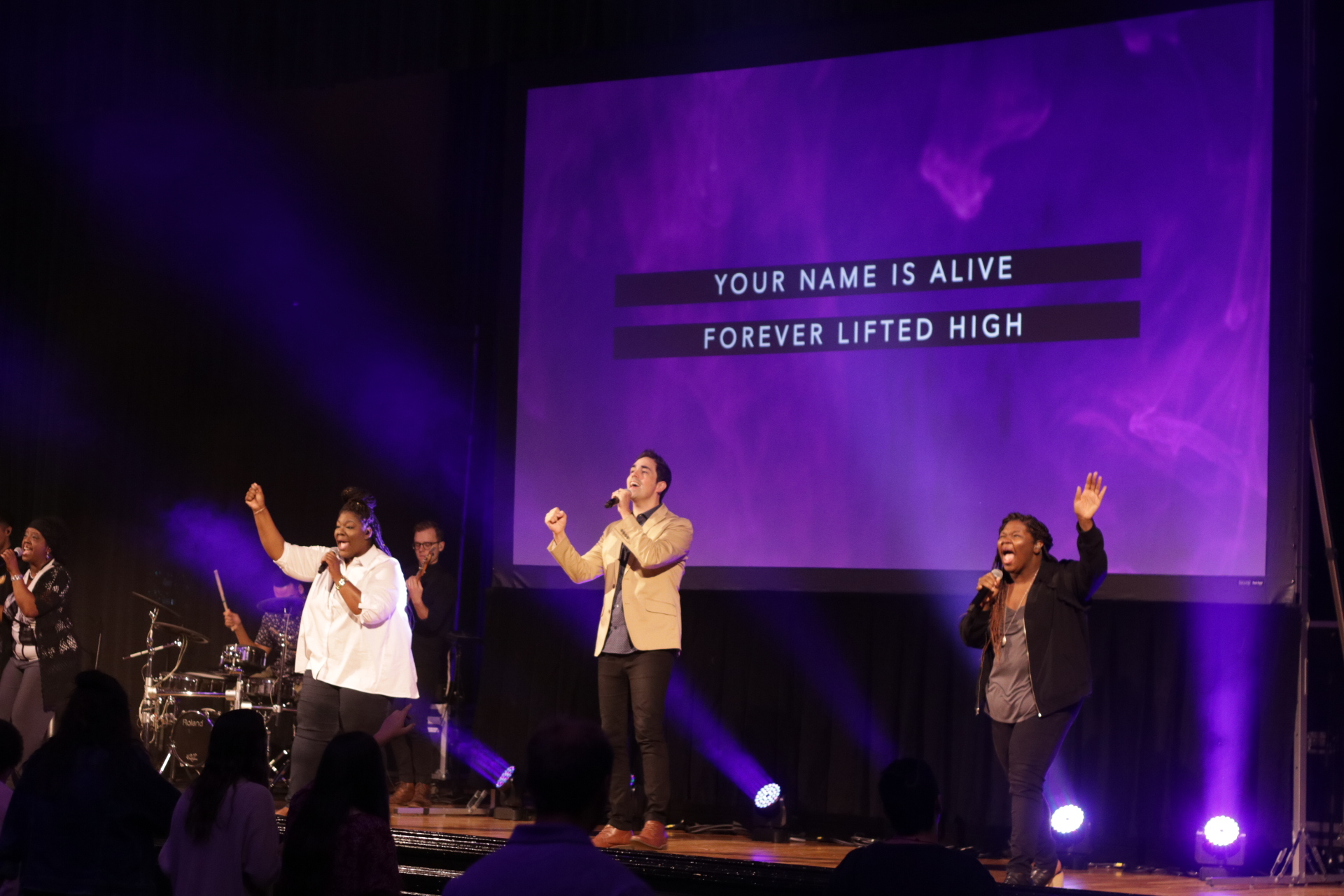 Church of the Highlands: Woodlawn Campus